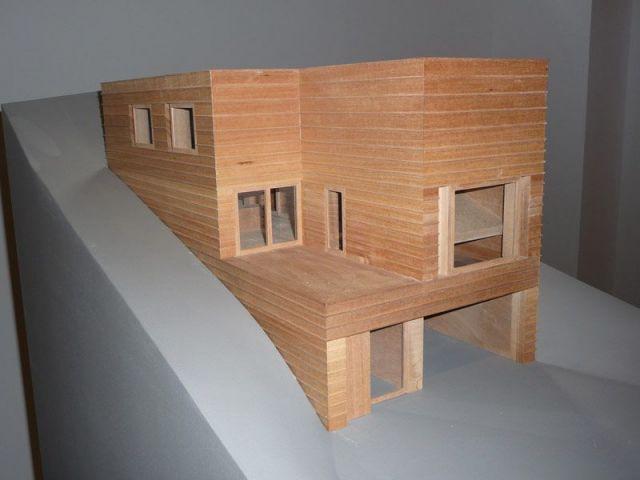 Maison en terre
