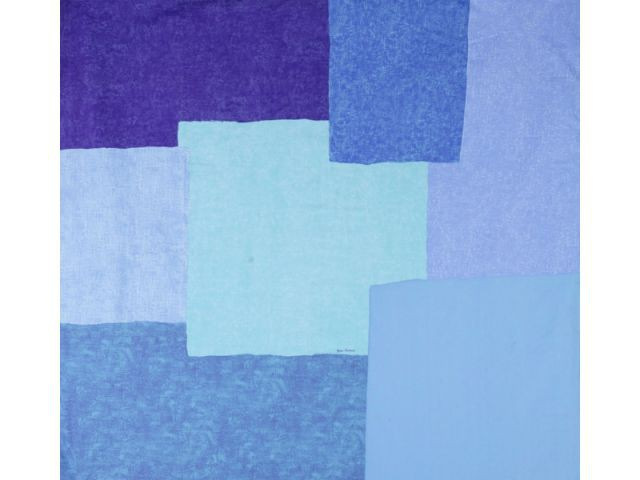 "Textile ""Summertime"" - Zofia Rostad"