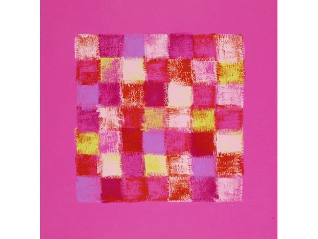 """Textile """"Mosaïque"""" - Zofia Rostad"""