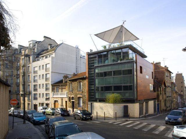 L 39 architecture contemporaine s 39 ouvre au grand public for Delannoy architecte