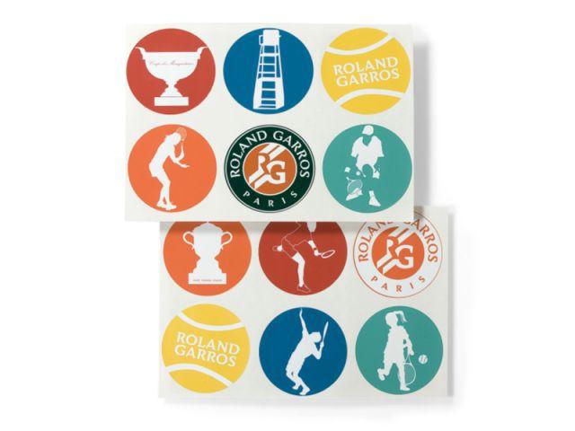 stickers Roland-Garros
