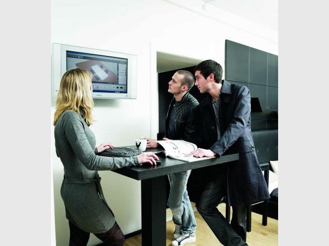1 service de conseils d co domicile chez boconcept. Black Bedroom Furniture Sets. Home Design Ideas