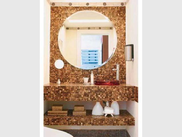miroir noix de coco