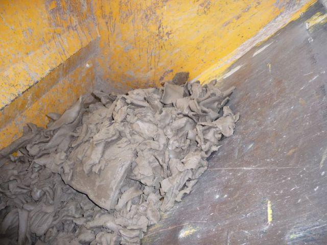 Pâte argileuse - Reportage usine Imerys - Tuile terre cuite
