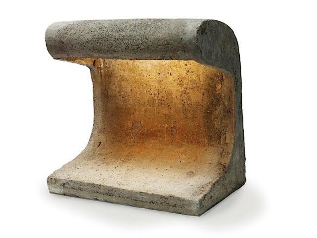 borne éclairante - Le Corbusier