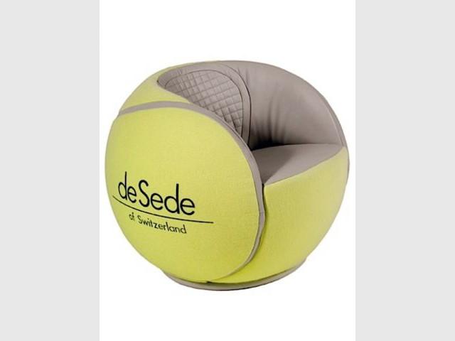 """fauteuil """"Tennis ball"""""""
