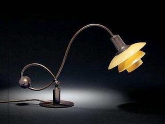 piano lampe