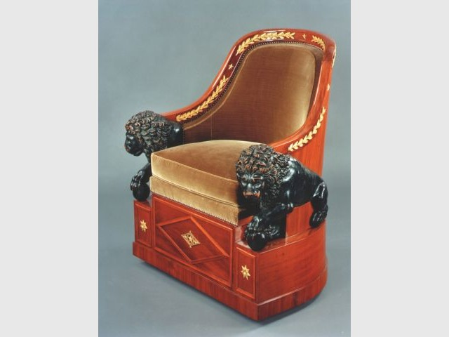 fauteuil Galerie Perrin