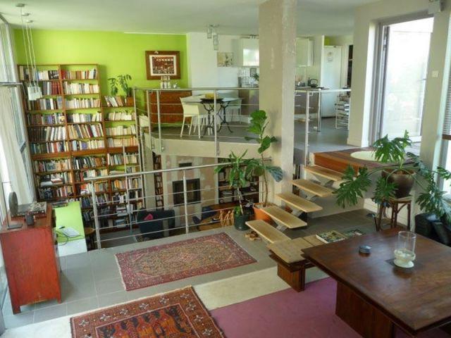 Plusieurs niveaux - Maison d'architecte Isabelle Mahe
