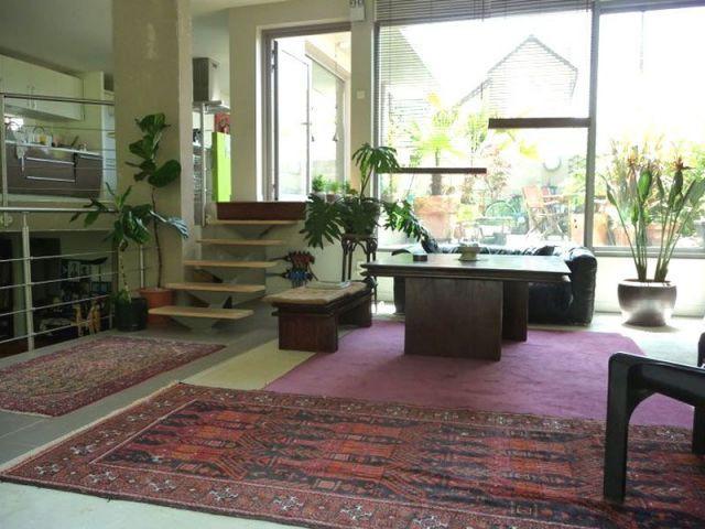 Salon - Maison d'architecte Isabelle Mahe