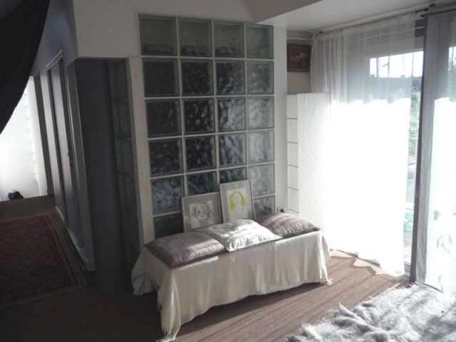 Chambre - Maison d'architecte Isabelle Mahe