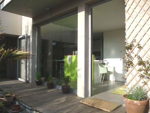 Vert peps - Maison d'architecte Isabelle Mahe