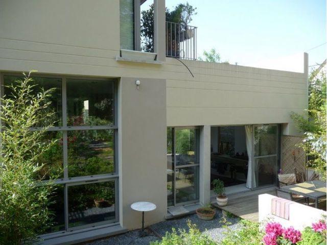 Terrasse - Maison d'architecte Isabelle Mahe