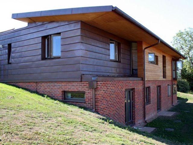 Habitation cuivre Angleterre
