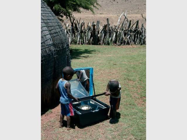 cuiseur solaire en Afrique
