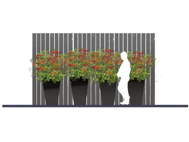 """""""Simple et zen"""" - concept de terrasse"""