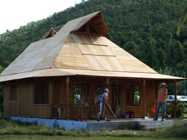 Resistance - maison bambou