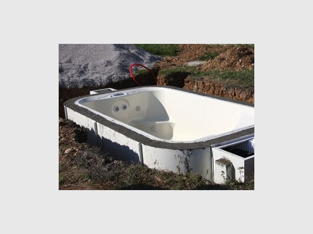 Fin prête - Reportage piscine Aquilus