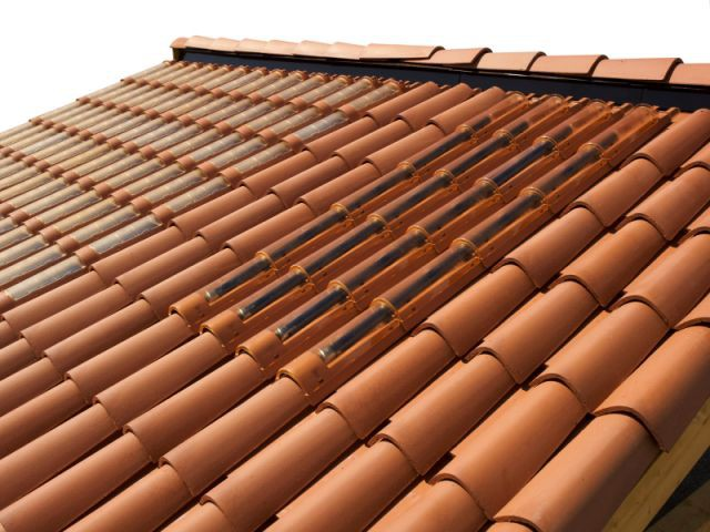 tuiles solaires TechTile