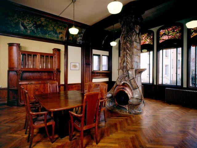 Intérieur Villa Majorelle