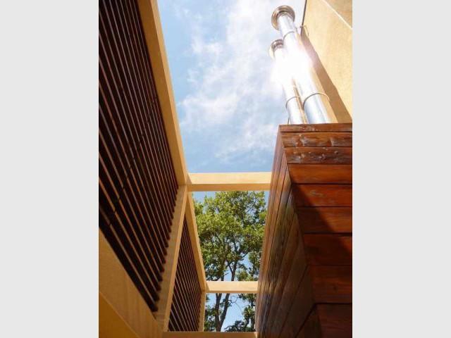 A ciel ouvert - Villa concept