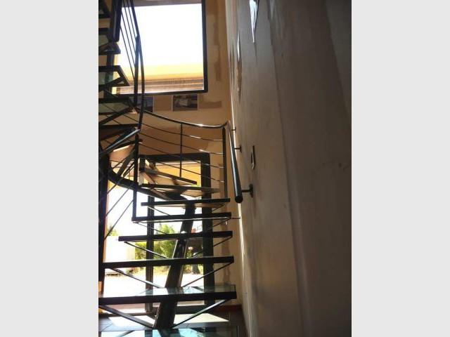 Escalier - Villa concept