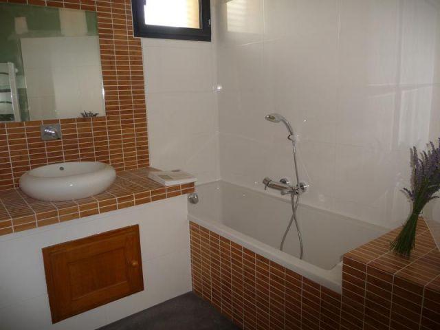 Salle de bains - Villa concept