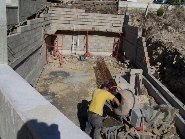 Fondations Zone Jour - Témoignage auto-construction