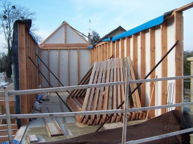 Garage Zone Jour - Témoignage auto-construction