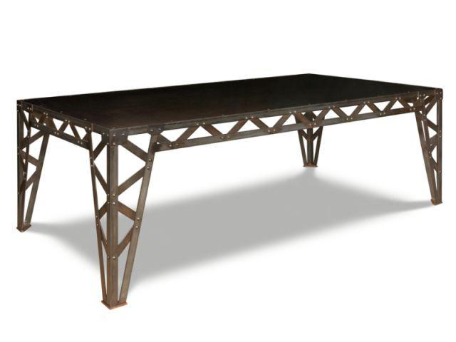 table Eiffel designer Mathieu Lenorman