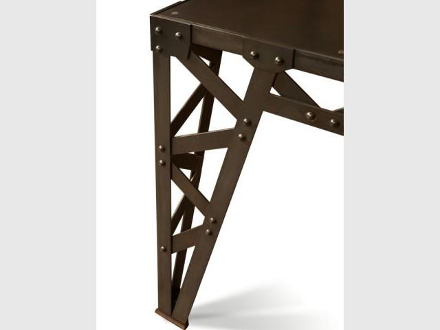 """détail de la table """"Eiffel"""""""