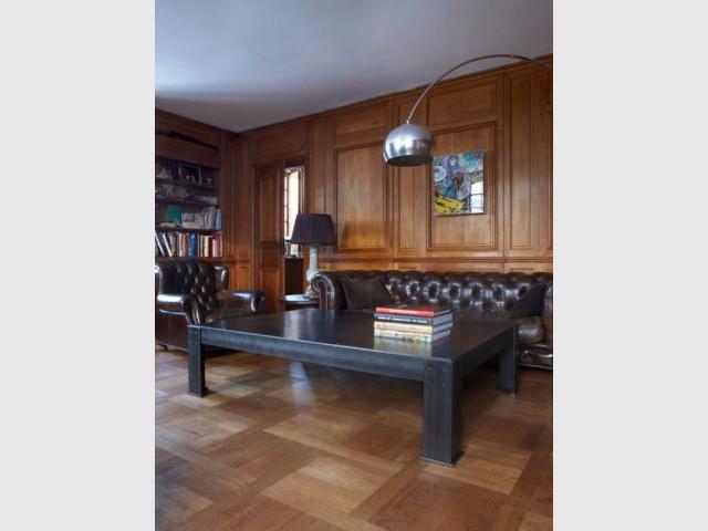 table atelier Mathieu Lenorman