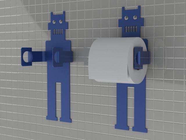 Dérouleur Robot Trobo - Thomas De Lussac