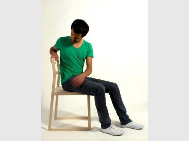 """La chaise """"Tuoli"""" - chaise - exposition VIA"""