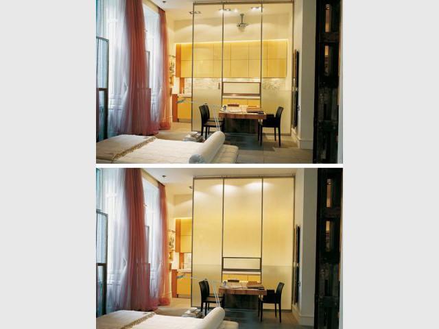 vitrage SGC Priva-Lite de Saint Gobain Glass