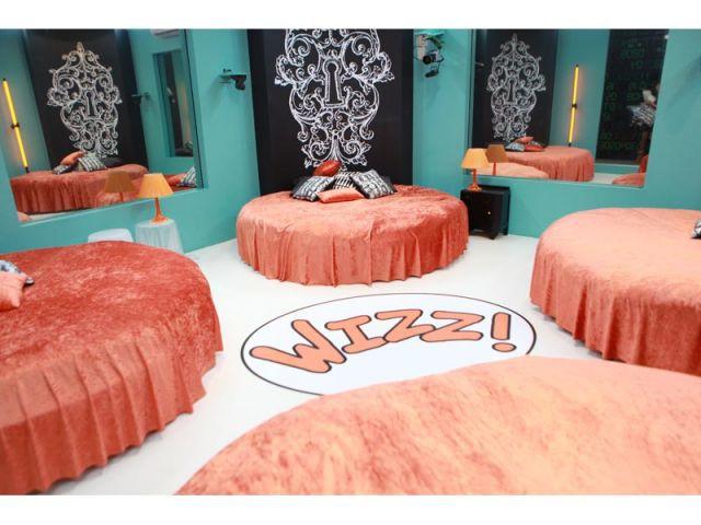 Chambre Wizz - Secret Story