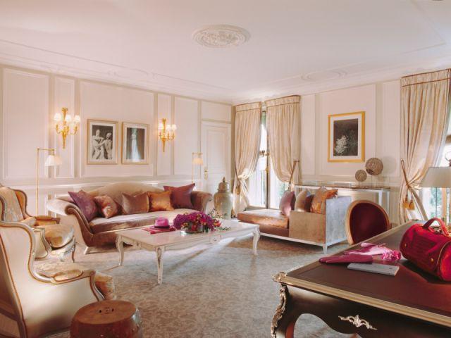 Le salon Executive Suite - Le Meurice