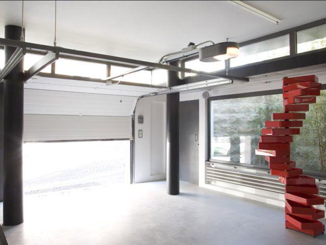 Garage - maison à paris