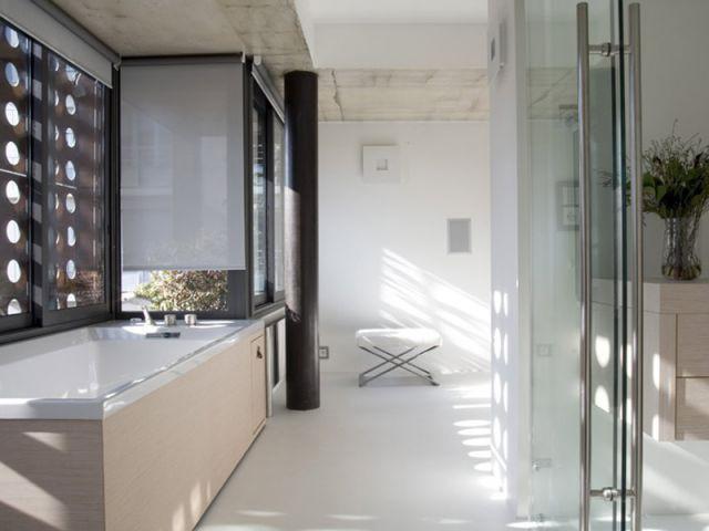 Salle de bain - maison à paris