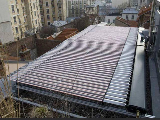 Energies renouvelables - maison à paris