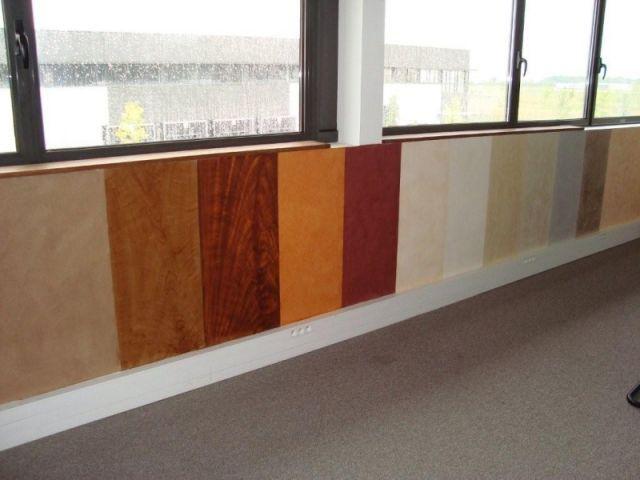 L'espace dédié à la peinture - illico travaux showroom des métiers