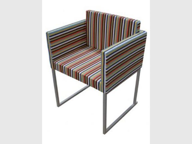 Un fauteuil en Joaldun - Euskal Linge