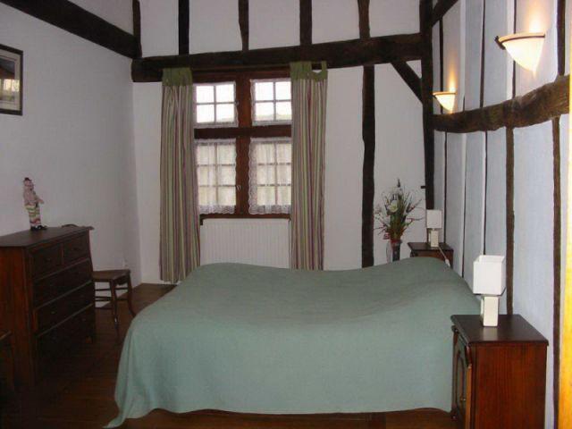 Une chambre double - maison basque