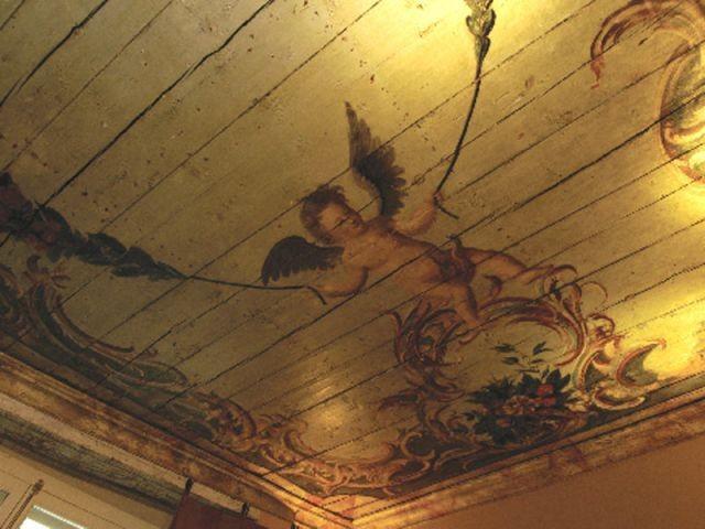 Fresque - Hôtel Tallinn