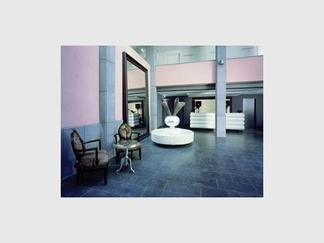 Pierres repeintes - Hôtel Gerbermuehle