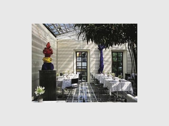 Toit de verre - Hôtel Widder