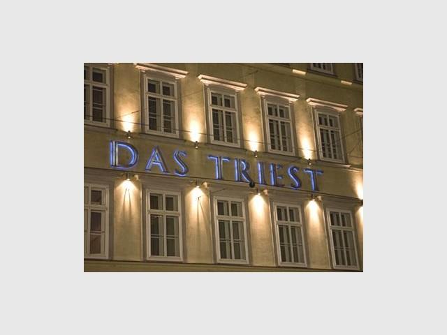 Hôtel das Triest