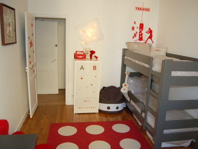 am nager et d corer une chambre d 39 enfant. Black Bedroom Furniture Sets. Home Design Ideas