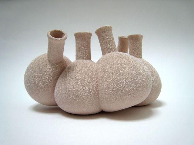 Vase céramique - ventes aux enchères Li Edelkoort