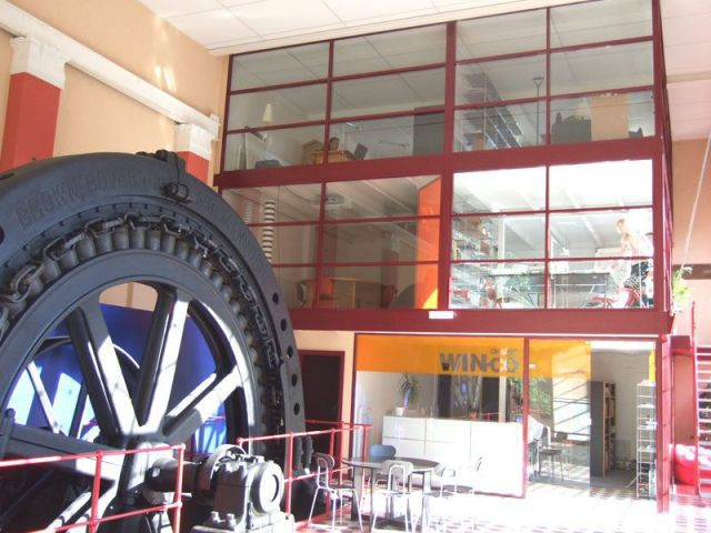 La turbine - Agence WIN-co